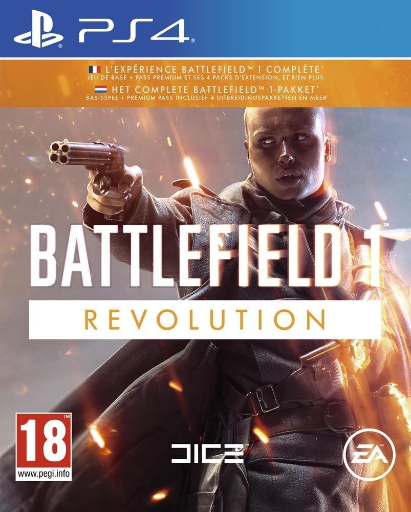 Se filtra edición completa de Battlefield 1 llamada Revolution