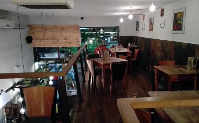 Taberna Lupertz, piso superior