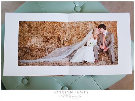Fotoksiążka ślubna twarde płasko otwierające się strony