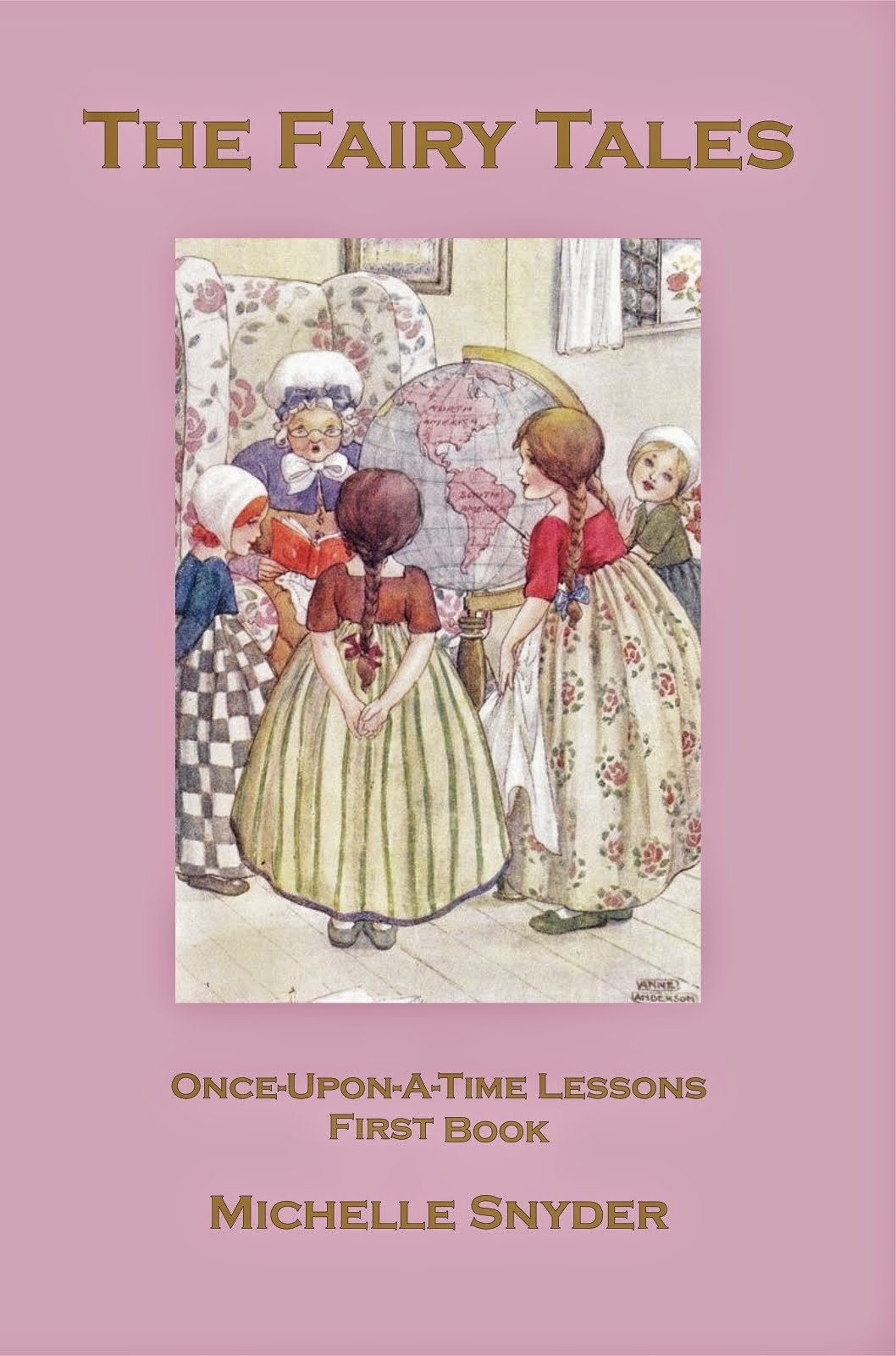 The Fairy Tales: once upon a time lessons