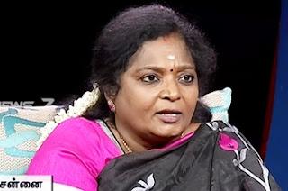 Interview with Tamilisai Soundararajan 13-05-2017 News 7 Tamil Viyugam