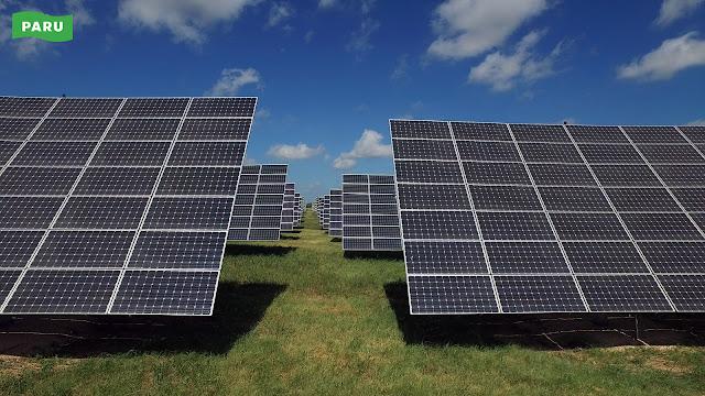 PARU Dual Axis SolarTracker