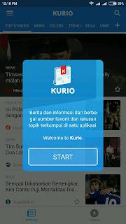 Aplikasi Portal Berita Android Berbahasa Indonesia