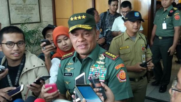 Panglima TNI: Polisi pun Tidak Boleh Miliki Senjata yang Bisa Menembak Tank, Saya Serbu Kalau Ada!