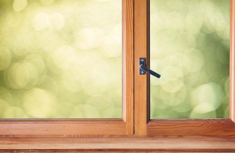 Kokia priežiūra reikalinga langams
