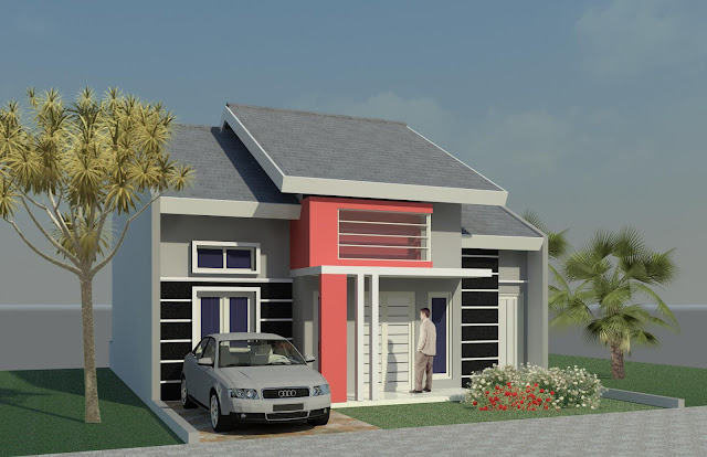 Gambar Rumah Sederhana Modern