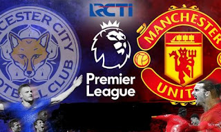Leicester City vs Manchester United Minggu 5 Februari 2017