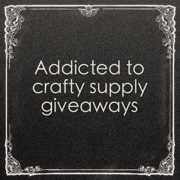 my crafty supply giveaway fb group