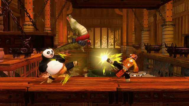 Kung Fu Panda: Showdown of Legendary Legends - Armored Mr. Ping and Jombie Oogway 2016 pc game Img-1