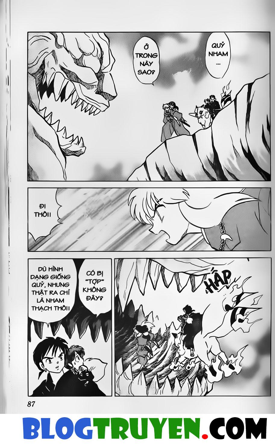 Inuyasha vol 36.5 trang 12
