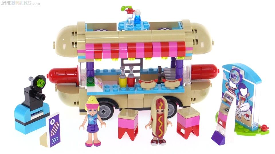 Lego Hot Dog Van