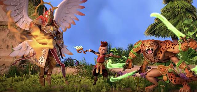 Might & Magic vuelve a los teléfonos móvil con Elemental Guardians