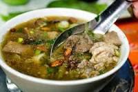 resep sajian soto makasar khas daerah