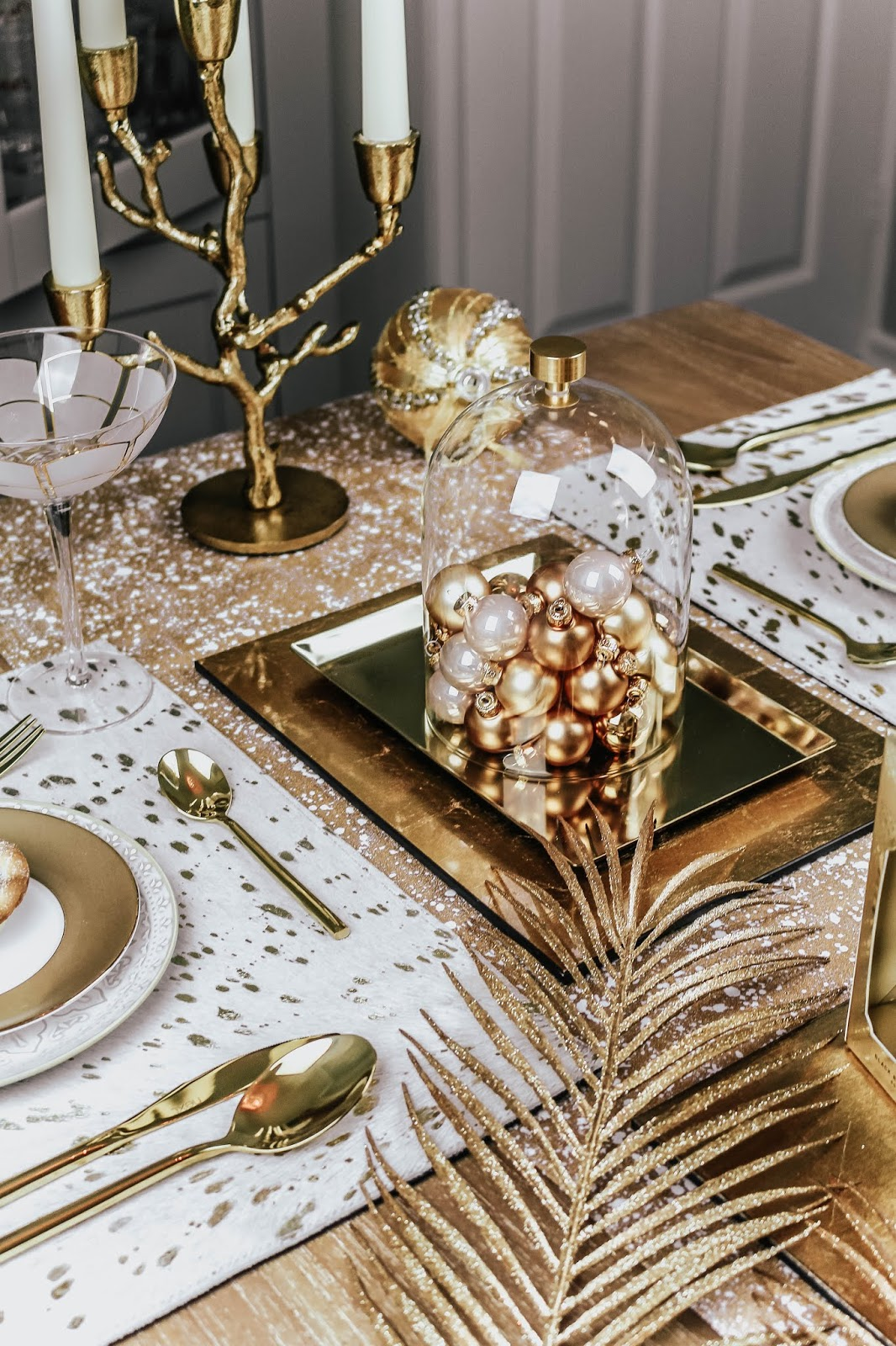 How to Create Luxurious Christmas Dinner Table Setting Lifestyle Blogger