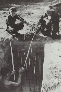 terowongan cu chi tunnel rats vietkong amerika perang vietnam