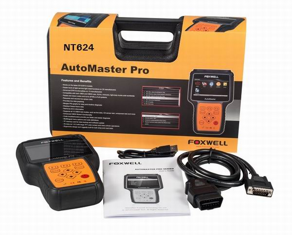 foxwell automaster pro nt624