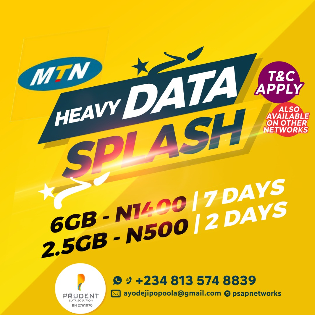 Heavy Data Plans
