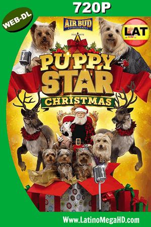 Puppy Star Christmas (2018) Latino HD WEB-DL 720P ()