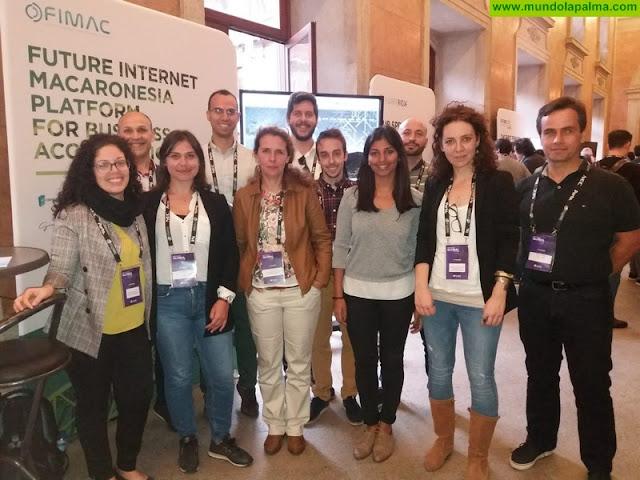 El proyecto del Cabildo para empresas de la Macaronesia asiste a la primera cumbre sobre el Internet del futuro en Oporto