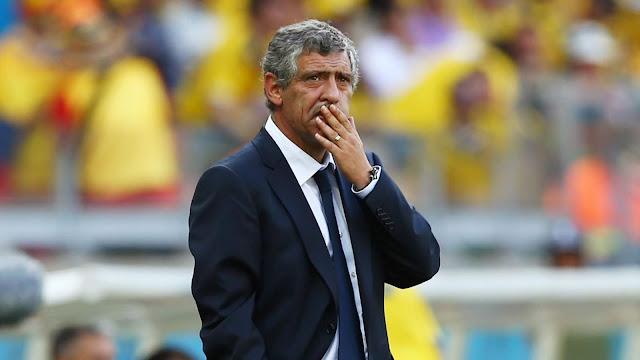 مدرب البرتغال: أتفهم ما فعله رونالدو عقب لقاء إيران