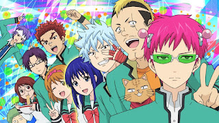 Saiki Kusuo no Ψ-nan 2ª Temporada (2nd Season)  – Todos os Episódios