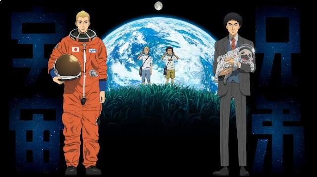 Uchuu Kyoudai - Anime Buatan Studio A-1 Pictures Terbaik