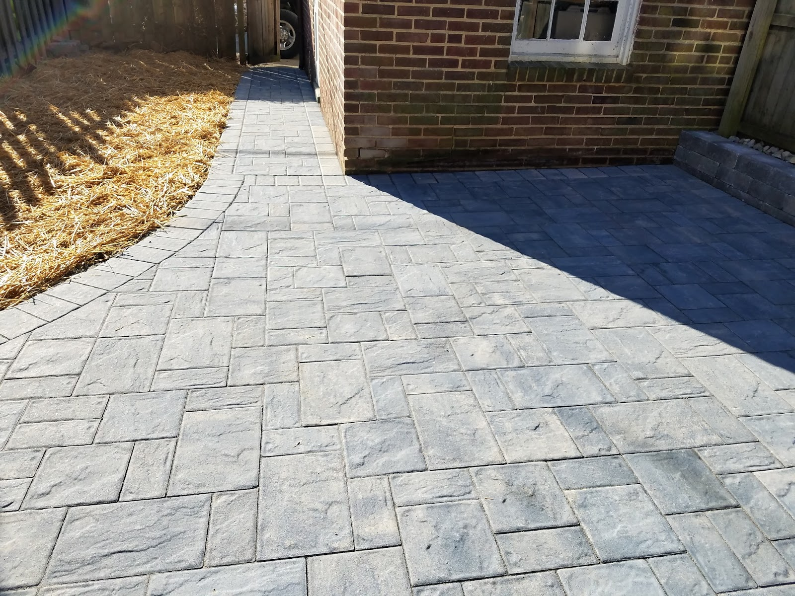 Custom Stoneworks Design Inc Rodgers Forge Paver Patio Patio