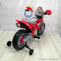 Motor Mainan Aki Junior TR1403 68X-Forever Motocross