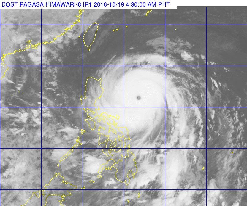 Typhoon Lawin