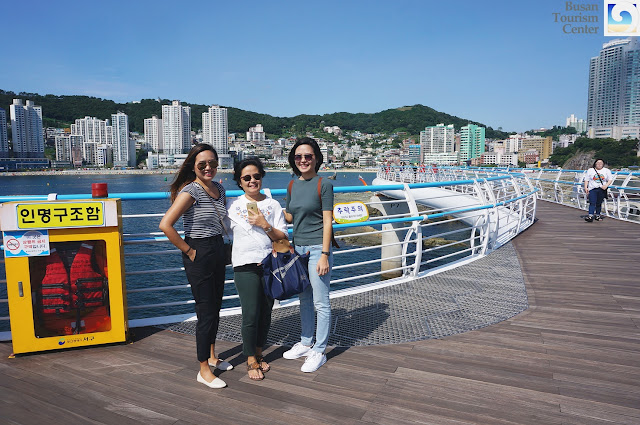 Songdo skywalk_Busan Tourism Center