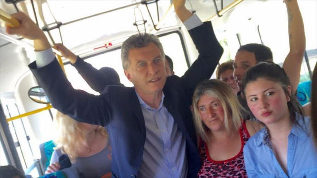 Viaje de Macri entre vecinos, una gran mentira