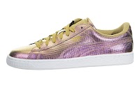 PUMA Women's Basket Holographic