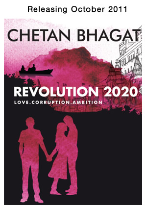 THE WRITING BUDDHA - Opinions | Books | Movies: Chetan Bhagat's 5th