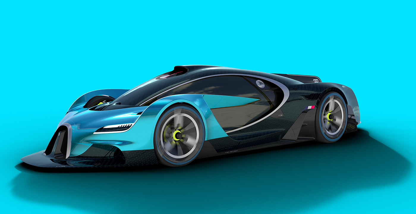 bugatti supercar concept by adrian biggins motivezine