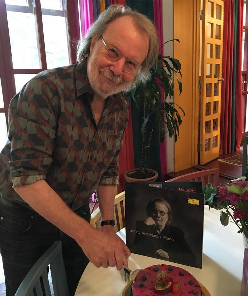 Benny Andersson releases Piano !!!!!