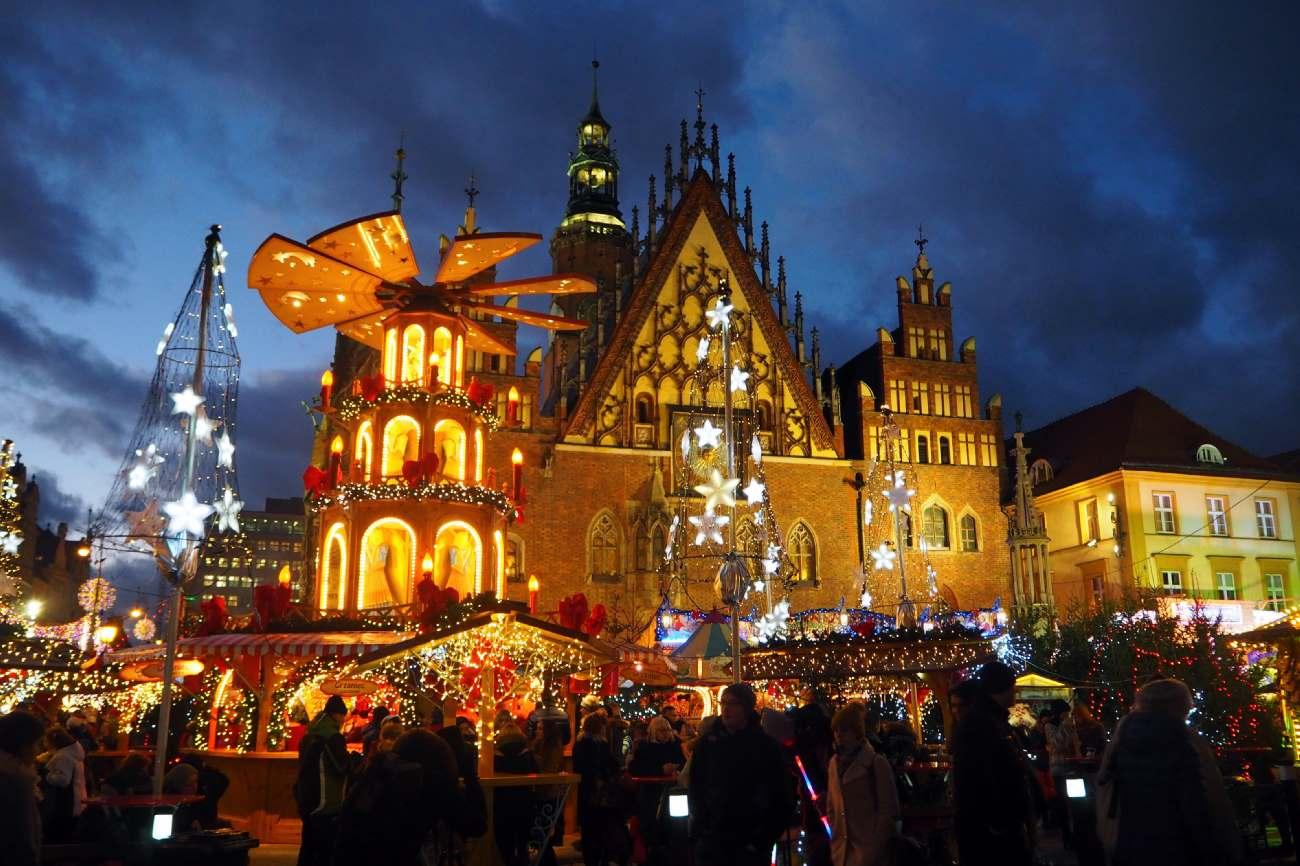 Jarmark Bożonarodzeniowy we Wrocławiu / [PHOTO DIARY]
