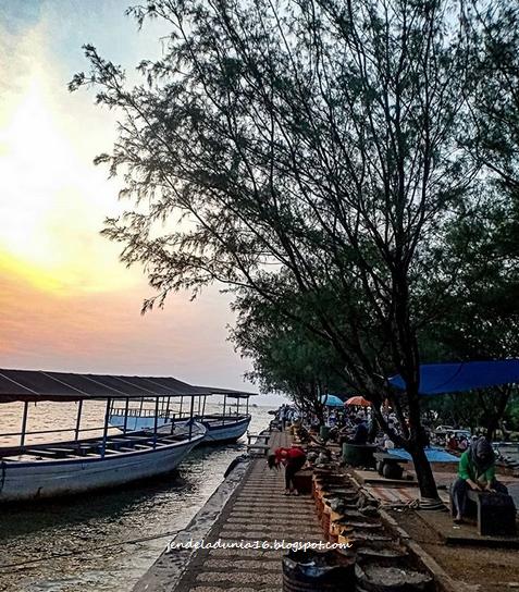 Wisata Pantai Marina, Objek Wisata Pantai Yang Romantis Di Semarang