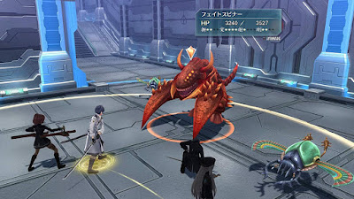 The Legend Of Heroes Trails Of Cold Steel 3 Game Screenshot 1