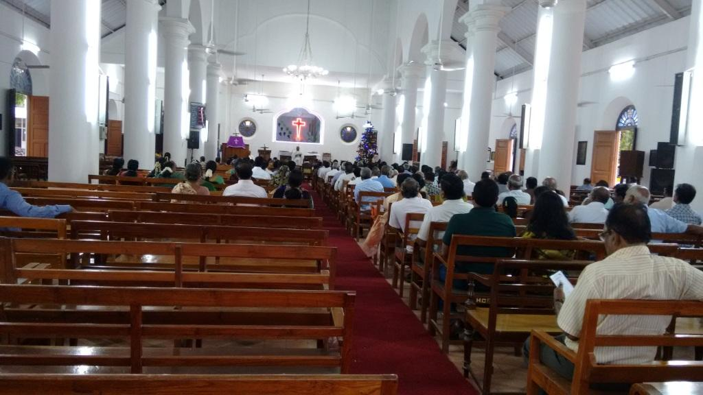 Tamilnadu Tourism Csi Home Church Nagercoil Kanyakumari