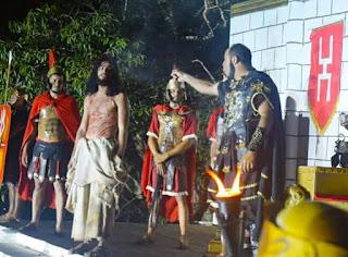 Paixão de Cristo estimula turismo nas cidades de Cuité e Monteiro na PB