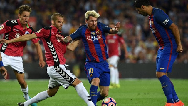 Barcelona vs Alaves en vivo Final Copa del Rey