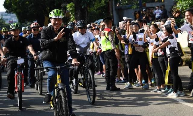 Aktvitas Jokowi