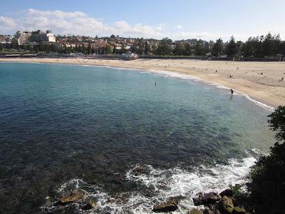 Playa Coogee. Sydney