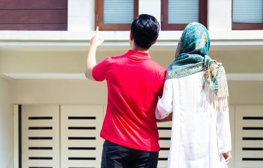 Tips Membeli Rumah Bersama Pasangan