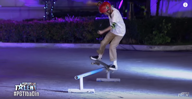 Despite So Many Flaws In Its Performance, PGT Judges Gave An Encouraging Message For Sebby's Skateboarding Stunts!