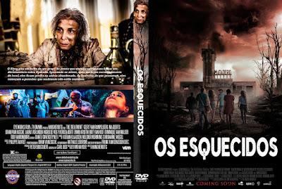 Filme Os Esquecidos (Los Olvidados) DVD Capa