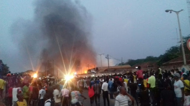 Trade Fair gas explosion kills one twin; wipes off three family members