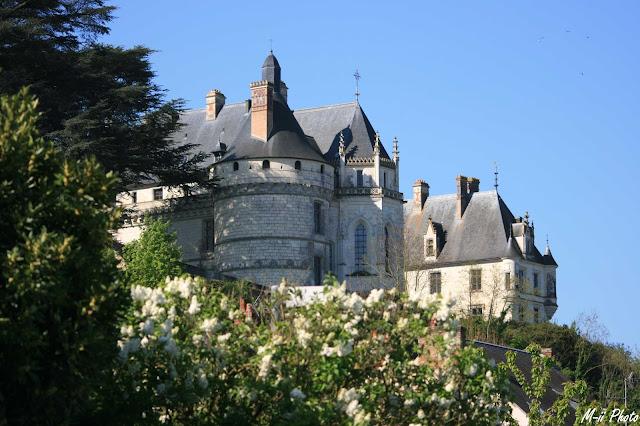 M-ii Photo : Les Châteaux de la Loire - Chaumont-sur-Loire