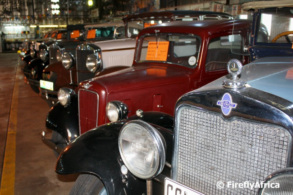 Port Elizabeth Daily Photo: Old cars under threat