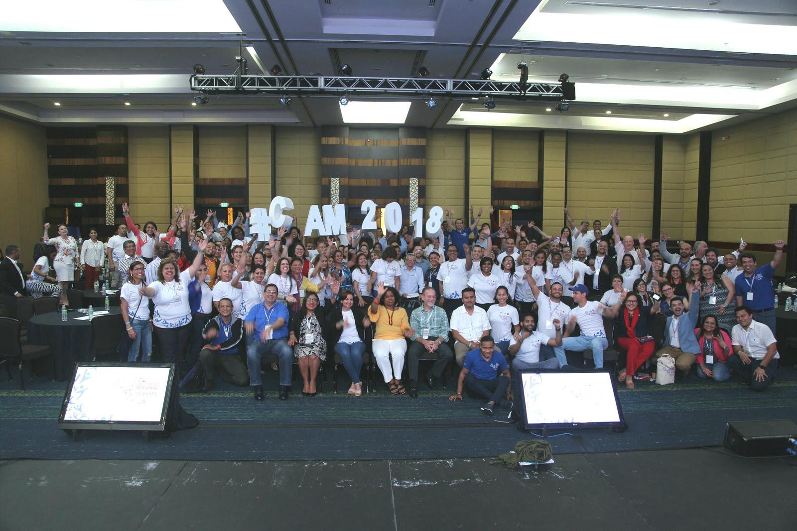 Concluye el Encuentro Regional de Centros de Atención MIPYME 2018; traspasan organización del evento a El Salvador